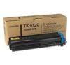 Kyocera TK-510C (eredeti) kek toner nyomtatópatron & toner
