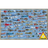 Piatnik Repülők puzzle 1000 db