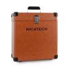 Ricatech RC0042, koffer lemezekre, barna