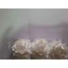 Karácsonyi rózsa, dekoráció szett 3db-os