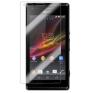 Sony Xperia M kijelzővédő fólia RAKTÁRRÓL képernyővédő kijelző védő védőfólia C1904/C1905 mobiltelefon kellék