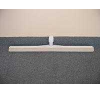 Víztoló fehér gumival, műanyag 55 cm takarító és háztartási eszköz