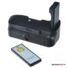 Nikon D5100 portrémarkolat és távkioldó a Jupiotól, D5100, D5200, fényképezőgéphez...