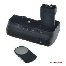 Canon BG-E8 portrémarkolat és távkioldó a Jupiotól, EOS 550D, EOS 600D, EOS 650... markolat