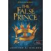 NIELSEN, JENNIFER A. - THE FALS PRINCE - A HAMIS HERCEG - FÛZÖTT