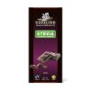 Cavalier étcsokoládé tábla steviával, 85 g