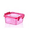 Bandy Plastics Négyszögű multi box, bonbon 0,35 lt.