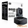 CoolerMaster 600W B600 ver.2 600W,1xFAN,12cm,Aktív PFC