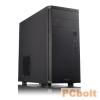 "FRACTAL Design Core 1100 Black Black,2x5,25"",3x3,5"",microATX,1xUsb,Audio,Táp nélkül,175x358x410mm,3x2,5"",1xUSB3.0"