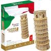 CubicFun Pisai ferde torony 3D puzzle, 30 db-os