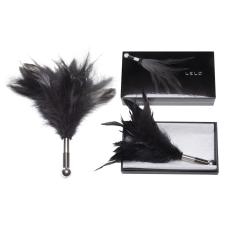 LELO Tantra - toll cirógató (fekete) korbács, paskoló