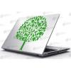 KaticaMatrica.hu Laptop Matrica - A szerelem fája
