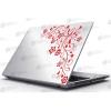KaticaMatrica.hu Laptop Matrica - Virágfüzér