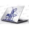 KaticaMatrica.hu Laptop Matrica - Koktél bár