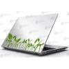 KaticaMatrica.hu Laptop Matrica - Fűszálak közelről