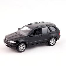 Welly BMW X5 autó, 1:24 autópálya és játékautó