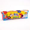 Kid's Toys Tégelyes színes gyurma, 4x85g