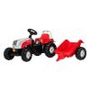 Rolly Toys Rolly Kid Steyr 6160 CVT pedálos traktor utánfutóval