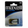 Maxell 6LR61 alkali 9V elem