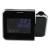 König kivetítős LCD óra ,időjárás-előrejelzéssel KN-WS103