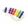Goki Fa játék hangszer, xilofon