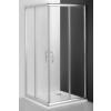 Roltechnik PXS2L+PXS2P szögletes zuhanykabin/ 100x100x200
