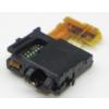 Sony C6602, C6603 (L36) Xperia Z fényérzékelős átvezető fólia headsetcsatlakozóval*