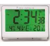 ALBA Falióra, rádióvezérlésű, LCD kijelzős, 22x20 cm, ALBA