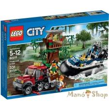 LEGO City Légpárnás hajós letartóztatás 60071 lego