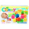Clemmy Clemmy My Soft World - 12 db-os építőkocka
