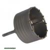 körkivágó téglához, SDS befogás; 105mm, 100mm hosszúságú szár