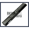 X501 series 4400 mAh 6 cella fekete notebook/laptop akku/akkumulátor utángyártott