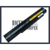 E26 series 4400 mAh 6 cella fekete notebook/laptop akku/akkumulátor utángyártott