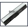 Toshiba DynaBook AX/53JBL 4400 mAh 6 cella fekete notebook/laptop akku/akkumulátor utángyártott
