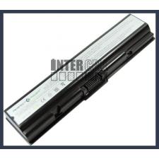 Toshiba Satellite A205-S4567 4400 mAh 6 cella fekete notebook/laptop akku/akkumulátor utángyártott toshiba notebook akkumulátor