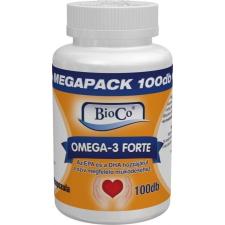 BioCo BIOCO OMEGA-3 FORTE KAPSZULA MEGAPACK 100DB gyógyhatású készítmény