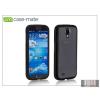 CASE-MATE Samsung i9500 Galaxy S4 hátlap - Case-Mate Tough Naked - clear/black