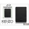 Kenzo Apple iPad Air tok - Kenzo CrocoFolio Book Case - black