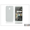 Haffner HTC One Mini (M4) szilikon hátlap - S-Line - fehér