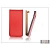 Haffner Slim Flip bőrtok - Apple iPhone 6 Plus - piros