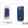 Pierre Cardin Samsung i9190 Galaxy S4 Mini alumínium hátlap - blue