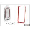 Pierre Cardin Apple iPhone 5 védőkeret - Bumper - piros