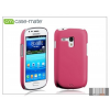 CASE-MATE Samsung i8190 Galaxy S III Mini hátlap - Case-Mate Barely There - pink