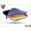 "Haffner Univerzális tablet táska 7,9"" - V7 Ultra Protective Sleeve - fekete/lila"