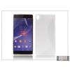 Haffner Sony Xperia Z3 (D6603) szilikon hátlap - S-Line - fehér