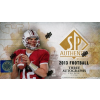 Upper Deck 2013 Upper Deck SP Authentic Football Hobby Doboz