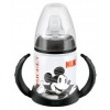 Nuk First Choice Disney Mickey tanulópohár, Szürke