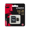 Kingston MicroSDHC 16GB CL10 UHS-1 +adapter 45MB/s
