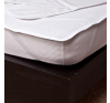 NATURTEX Frottír matracvédő PVC-vel, 180×200 cm ágy és ágykellék