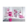 Leitz Spirálfüzet, rendszerezõ, A4, vonalas, 80 lap, LEITZ Wow, rózsaszín